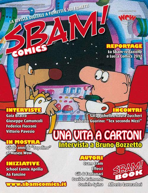 Sbam comics nr dicembre gennaio