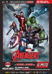 MANIFESTO-MOSTRA-Avengers-WOW